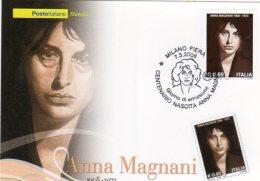 MILANO - 2008 - Centenario Nascita Anna Magnani - - Actors