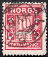 Norway    Minr. 3   ÅLESUND    (  Lot C 2190 ) - Port Dû (Taxe)