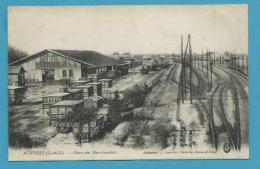 CPA Chemin De Fer La Gare Des Marchandises ACHERES 78 - Acheres