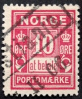 Norway    Minr. 3  KRISTIANIA              ( Lot C 2173 ) - Port Dû (Taxe)