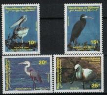 DJIBOUTI 1991, Birds - Autres