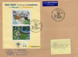 ROMA - Cent'Anni Di Scautismo - 1907 - 2007 - - Scoutisme