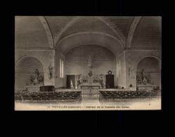 44 - PREFAILLES - Intérieur église - Préfailles