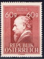 A+ Österreich 1948 Mi 857 862 872 875 920 Mnh Amerling, Stellwerk, Kuhschelle, Alpenveilchen, Kitzbühel - 1945-.... 2. Republik