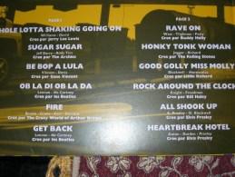 ROCK N' ROLL STORY) DOUBLE 33 TOURS SUPERBE POCHETTE -24 SUPER TITRES EDITION SEABIRD -ETAT NEUF - Rock