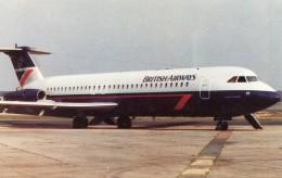 Cpsm Avion - Aviation :  British Airways - Luchtvaart