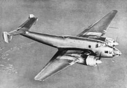 Cpsm Avion - Aviation : Liore Olivier Leo 45 (1938), Association Des Amis Du Musée De L´air - Luchtvaart