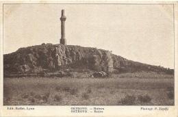 SERBIE - OSTROVO Ruines - Serbien