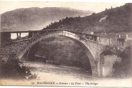 SERBIE - OSTROVO Le Pont - Serbia
