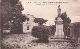 SAINT BAUZILLE DE LA SILVE    LA CHAPELLE - France