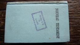 Nouveau Testament Avec Cachet Du STALAG XD 12 - Livres