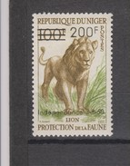 Yvert 111 * Neuf Charnière  Animaux Animals Lion - Niger (1960-...)