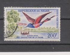 Yvert Poste Aérienne 21 Oblitéré Oiseaux Birds - Niger (1960-...)