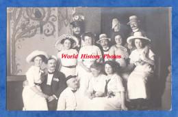 CPA Photo - HALLE Sur SALLE - Groupe D´homme & Femme - 1913 - Kostumfest Im Zoo - Hans Schellenberg - Halle (Saale)