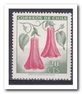 Chili 1969, Postfris MNH, Flowers - Chili