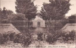 SAINT BAUZILLE DE LA SILVE   ENTREE DU DOMAINE - France