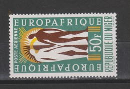 Yvert Poste Aérienne 30 * Neuf Avec Charnière - Niger (1960-...)