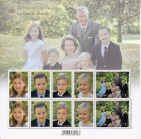 Koninklijke Familie - Blocks & Sheetlets 1962-....