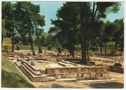 THE METROON, OLYMPIA, GREECE. UNPOSTED - Grecia