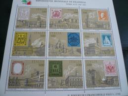 Italia 1985  Foglietto  N.2 Usato - 6. 1946-.. Repubblica