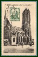Carte Maximum Mechelen Malines 1928 Yv. N° 269 - Maximum Cards
