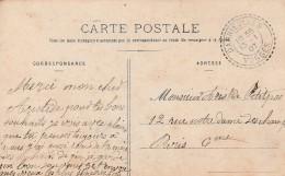 Boitier Facteur Type 1884 - DARNIEULLES ( VOSGES   )- Scan Recto-verso