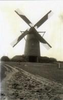 OVERPELT (Limburg) - Molen/moulin - Maxikaart Van De Molen Van Leyssen In Bedrijf Met Volle Zeilen (1926). Thans Romp - Overpelt
