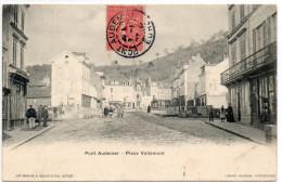 27  PONT - AUDEMER           Place Vallemont - Pont Audemer