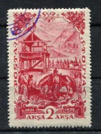 Russia , Tuva , SG 97A , 1936 ,15th Anniv Of Independence , POSTAGE , Perf 14 , Used - 1923-1991 USSR