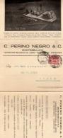 MONTEBELLUNA (TV) - C. PERINO NEGRO E C. Lavorazione Meccanica Del Legno-Falegnameria-Carpenteria - - Treviso