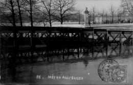 METRO  AUSTERLITZ / PHOTO    /LOT  1545 - Alluvioni Del 1910