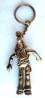 FIGURINE PORTE CLES METAL STAR WARS APPLAUSE 1999 JAR JAR BINKS - Power Of The Force