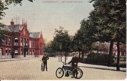 31Dordrecht, Beverwijcksplein  1907 (links Onder Twee Vouwen En Rechts Onder Een Kleine Vouw) - Dordrecht