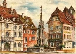 Carte Postale  Barré & Dayez  30 0037  1950-4  (68)   ALTKIRCH - Altkirch