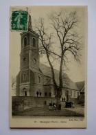 59 - BUSIGNY -  église  - Animation - Sonstige Gemeinden