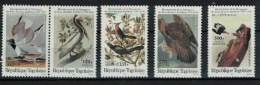 TOGO 1985, J.J. Audubon - Togo (1960-...)