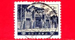 CINA - Usato - 1974 - Monumenti Della Rivoluzione - Kwangchow - 2 - 1949 - ... Repubblica Popolare
