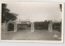 Tunisie - Tunis - Entrée Du Belvédère Et Le Casino 1952 - Túnez