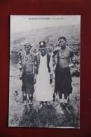COLONIES AFRICAINES - Un Beau Trio - Non Classés