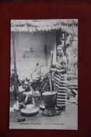 COLONIES AFRICAINES - Les Préparatifs Du Diner - Non Classés