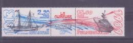 TAAF   PA 106A  TRYPTIQUE   NEUFS SANS CHARNIERE - Poste Aérienne