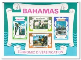 Bahama´s 1975, Postfris MNH, Economic Diversification - Bahama's (1973-...)
