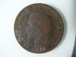 POCH1 -  5 CTS 1854 - A - - France