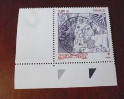 PROMOTION OBLITERATION RONDE  SUR TIMBRE NEUF  YVERT N° 4818 - Used Stamps