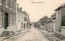 CPA- VERZY (51) - Aspect De La Rue Carnot Au Début Du Siècle - Verzy