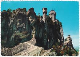 THE OLD TOWERS, SAN MARINO. POSTED - San Marino