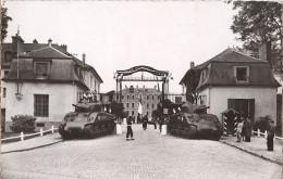78 -  RAMBOUILLET - CPSM - Entree Du Quartier General Estienne - Rambouillet (Château)