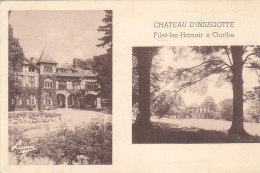 Château D'Insegotte - Filot-lez-Hamoir S/Ourthe (2 Vues) - Hamoir