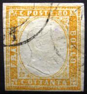 SARDAIGNE                  N° 14a              OBLITERE - Sardinië
