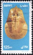 EGYPTE  2002  -  YT 1733  - Masque De Psusennes - Oblitéré - Egypt